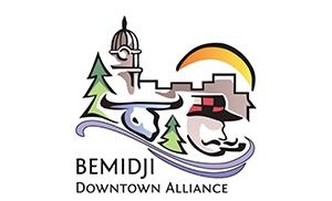 Bemidji downtown alliance logo